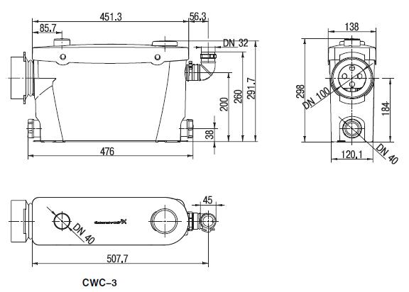 схема установки сололифта