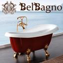 Отдельностоящие ванны Belbagno (Италия)