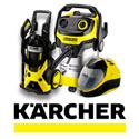 Karcher - мойки, насосы, садовый инвентарь, уборочная техника