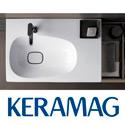Санфаянс, мебель и ванны Keramag (Германия)