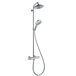 Душевая система Hansgrohe Raindance Select S 240 Showerpipe с термостатом 27115