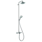 ������� ������� Hansgrohe Raindance Select S 240 Showerpipe ��� ����� � ����������� 27117000