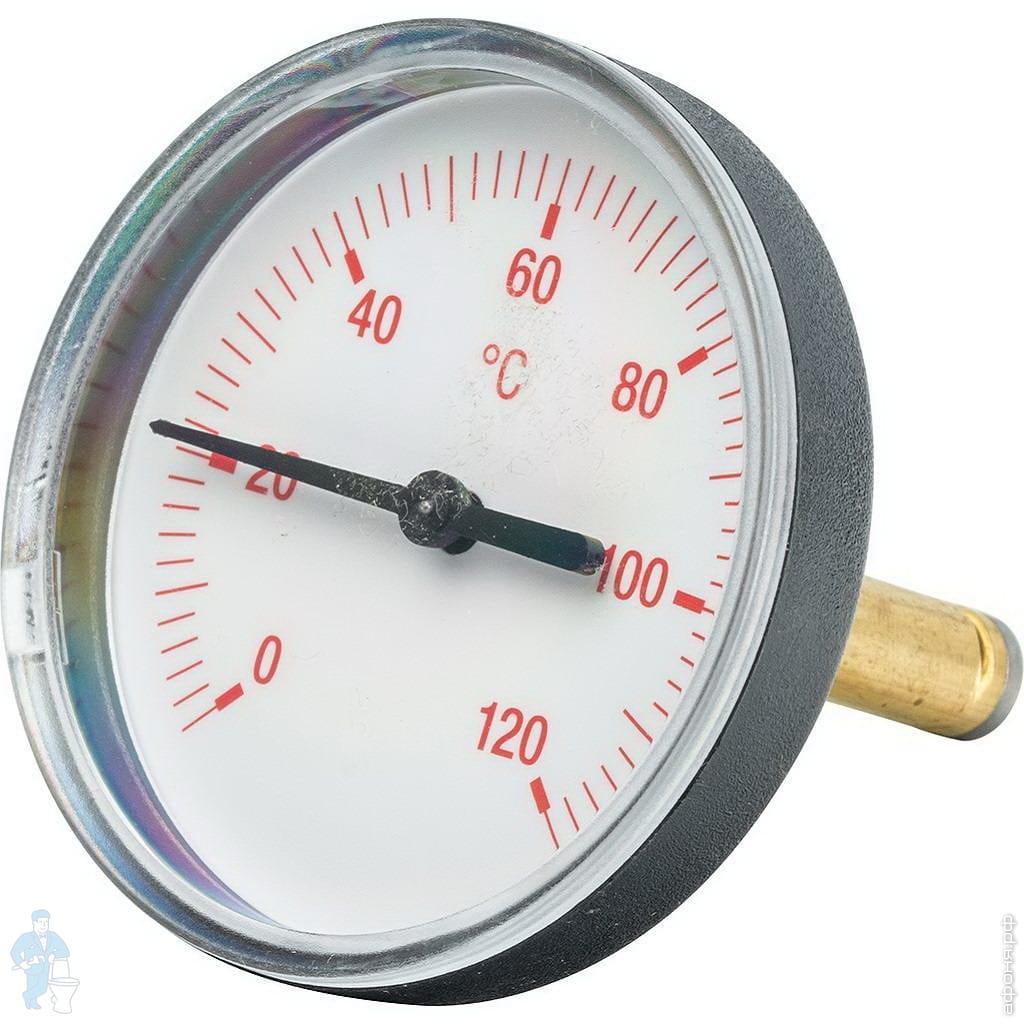 Термометр Meibes для насосных групп 8 поколения, красный 58071.504 | Афоня.рф, цена 477 руб.