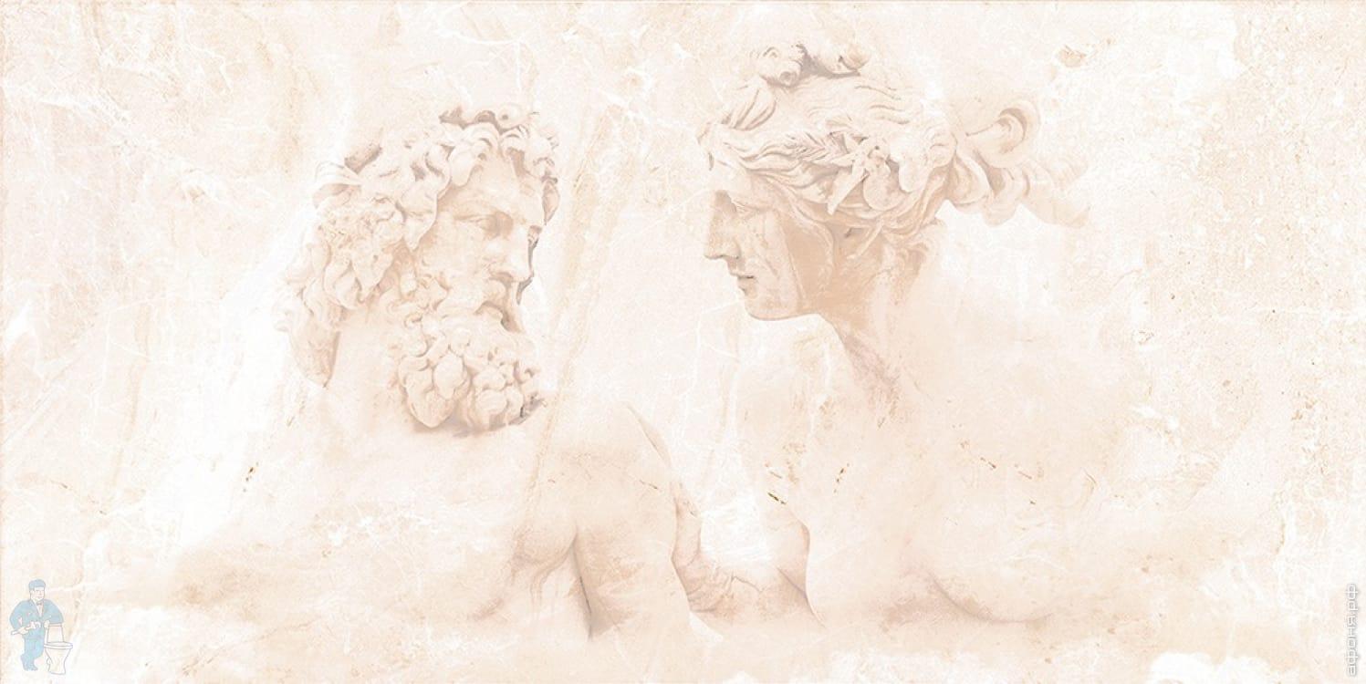 роликовый декупаж картинки на белом мраморе такой архангел
