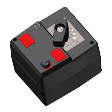 Сервопривод Meibes ME 66341.33 с термостатом, LED индикация температуры, выносной датчик, 230В | Афоня.рф, цена 18 567 руб.