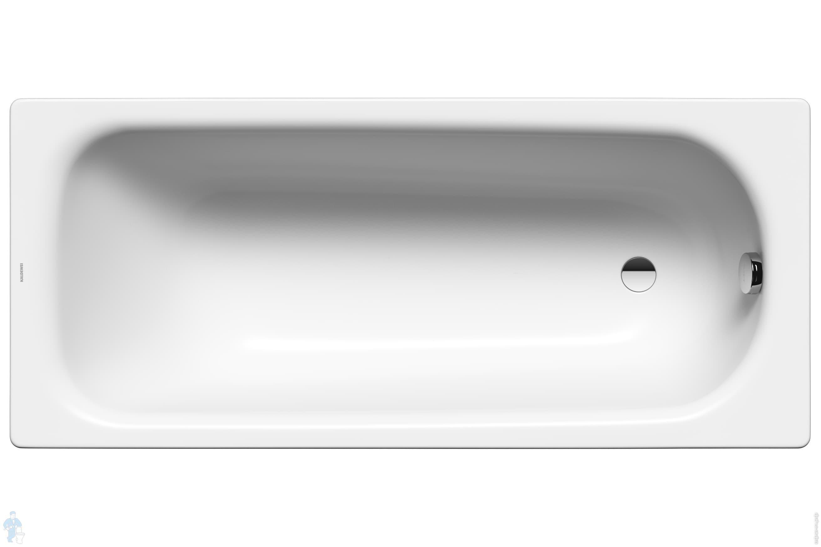 Ванна стальная Kaldewei SANIFORM PLUS 373-1 1700х750х410 прямоугольная | Афоня.рф, цена 16 737 руб.