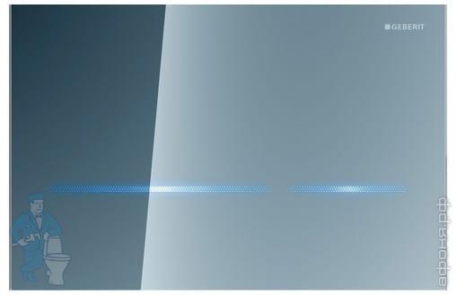 GEBERIT Sigma80 Клавиша смыва, бесконтактная, для бачка 12см, зеркальное стекло 116.090.SM.1 | Афоня.рф, цена 87 120 руб.