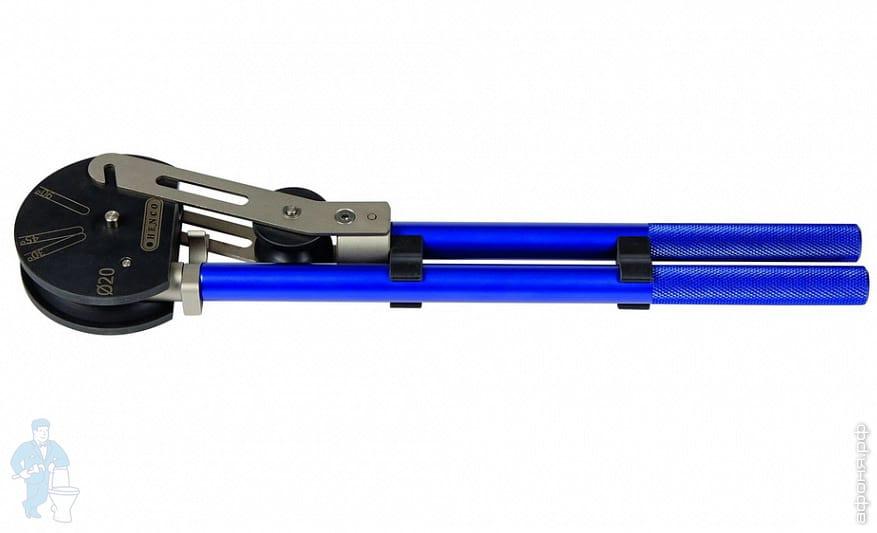 Трубогиб HENCO для трубы 20 мм, облегченный, BM-20-S | Афоня.рф, цена 8 851 руб.