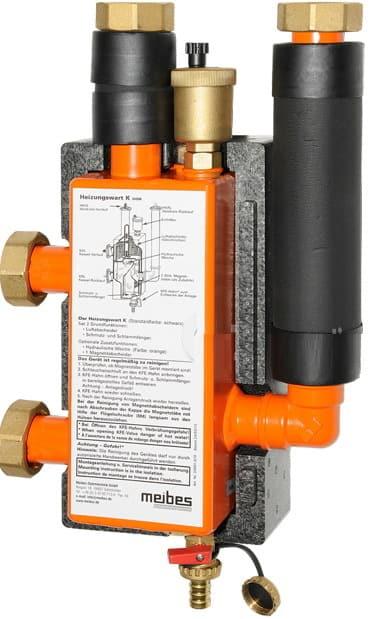 Гидравлическая стрелка Meibes МНК 32, 3 м3/час, до 85 кВт, DN 32, ME 66391.3 RU | Афоня.рф, цена 20 861 руб.