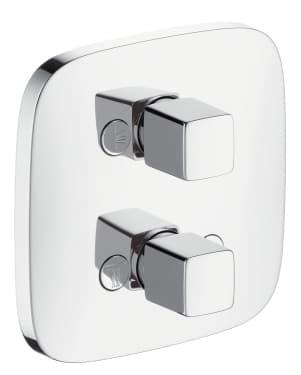 Hansgrohe Запорный/переключающий вентиль iControl для PuraVida скрытый монтаж, хром 15777000 | Афоня.рф, цена 38 800 руб.
