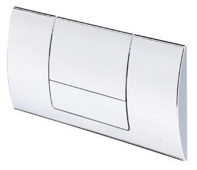 Viega Кнопка спускная S-Line для инсталляций ECO,пластик, хром мод.8180.1, 449018   Афоня.рф, цена 4 416 руб.