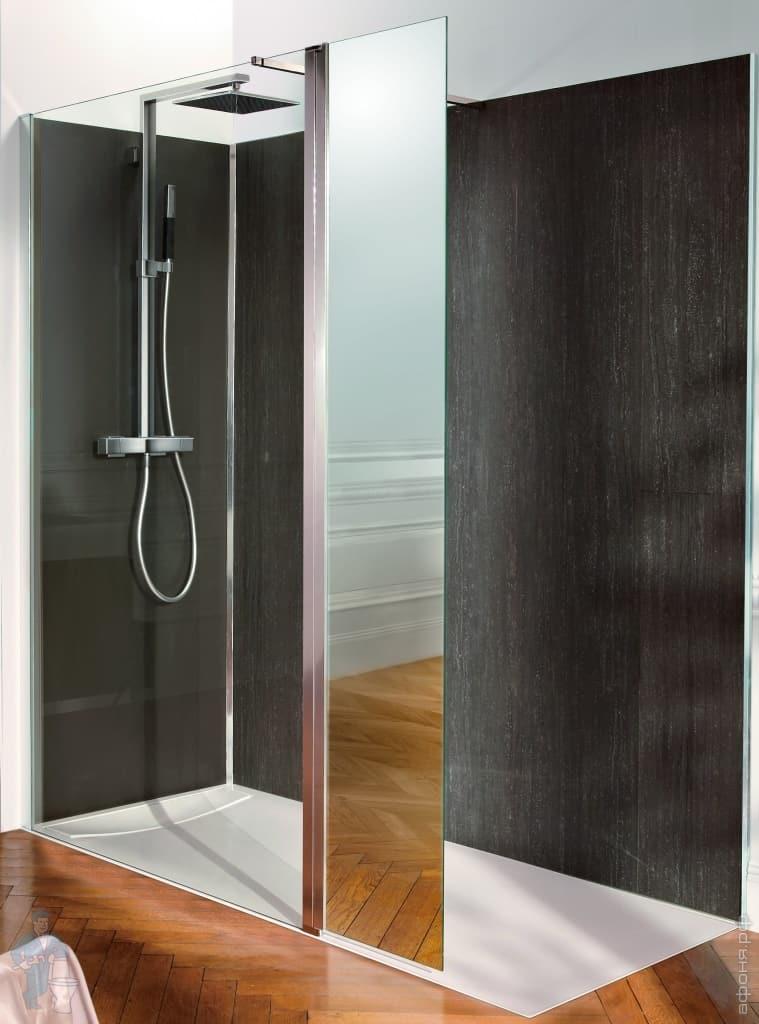 E22W30-GA боковая панель CONTRA/30/ прозр. стекло купить смеситель в ванну в оби
