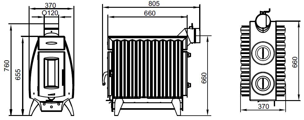 Как установить теплообменник на огонь батарею прайслист теплообменник мвн 1436
