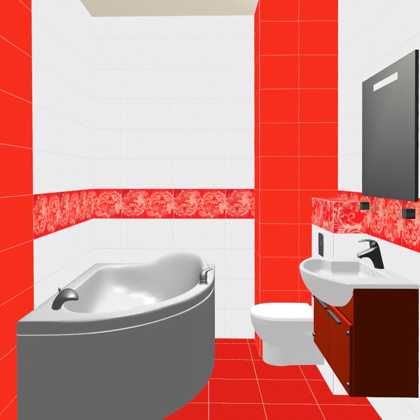 красная-ванная