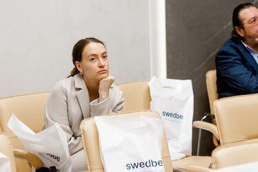 Знакомство со шведским брендом Swedbe