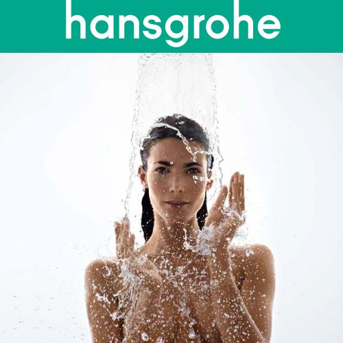 Hansgrohe — cантехника, которая вас впечатлит