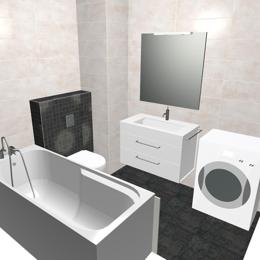 серая-ванная