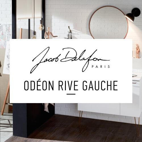 -10% на новую коллекцию Odéon Rive Gauche от Jacob Delafon