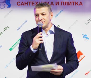 Дмитрий Журавлев, руководитель сети магазинов сантехники, плитки и обоев «Афоня»
