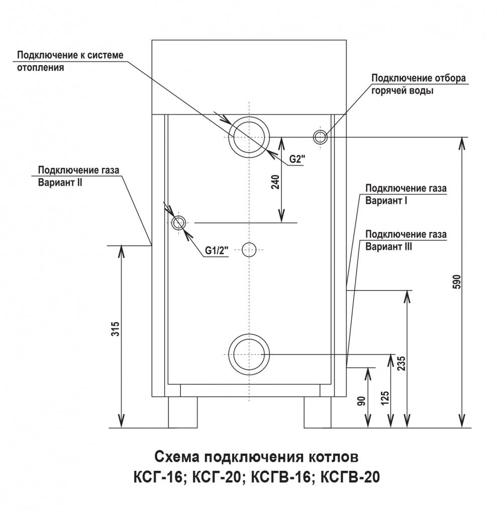 подключение водонагревателя схема termex