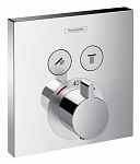 ��������� Hansgrohe ShowerSelect 15763 ���������, 2 �������� �������, �������� �����, ����