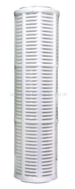 Картридж ITA FILTER для холодной и горячей воды из моющейся сетки 50 мкм RL F31010
