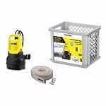 ��������� �������� KARCHER Submersible Pump Box (238�303�229) 500��, ���: 1.645-507.0