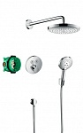 ������� ������� Hansgrohe Raindance Select S / ShowerSelect S � ����������� 27297000