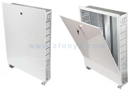 REHAU Шкаф коллекторный, приставной, тип AP 130/1005, белый