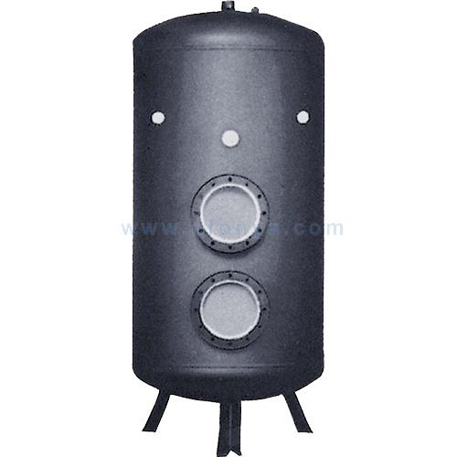 Комбинируемый накопительный водонагреватель Stiebel Eltron SB 602 AC (1685x750x750) 600л, 071554